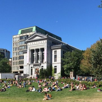 McGill Universiteit. Studie in Kanada. Top 3 universiteit in Kanada.