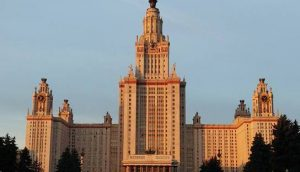 Moscow State University. Studiare in Russia