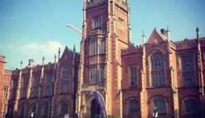 Universitatea Queens din Belfast, Regatul Unit