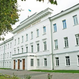 Poltava National Technical University. Top 8 technical universities in Ukraine.