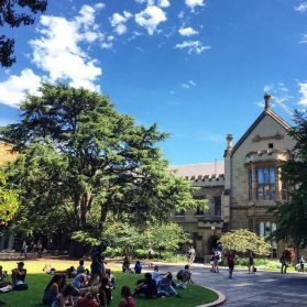 Ang University of Melbourne Australia