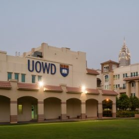 University of Wollongong di Dubai